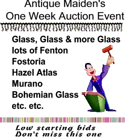 glass auction